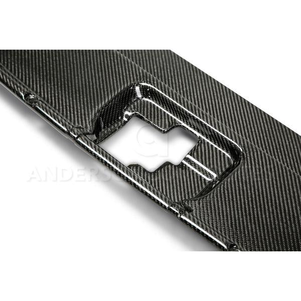 Anderson Composite Radiator Cover (Carbon Fiber) for Mustang 2015-18