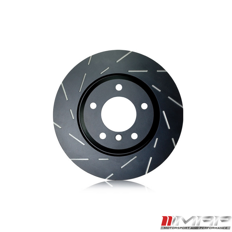 EBC USR Slotted Rear Discs – VAG 310MM