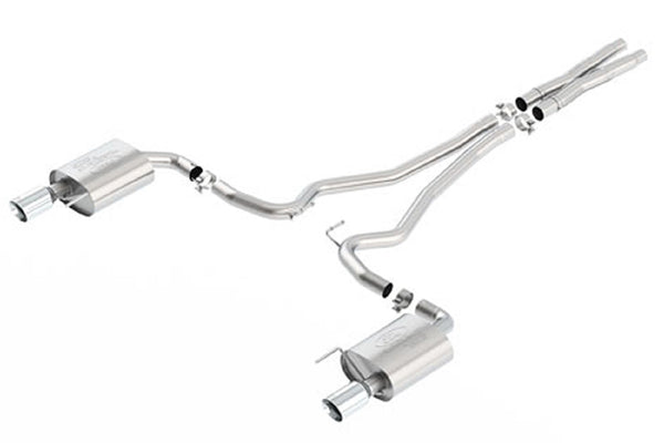 Ford Racing Sport Catback Mustang Exhaust  (Ecoboost)