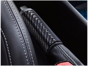 Ford Focus Hand Brake Handle - Carbon Fiber