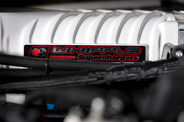 Whipple Superchargers Stage 2.5 800bhp+