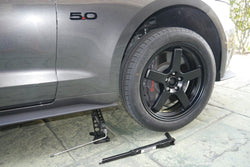Automotive Authority Performance Package Spare Tyre Kit (for Brembo Brakes) for Mustang 2015-19