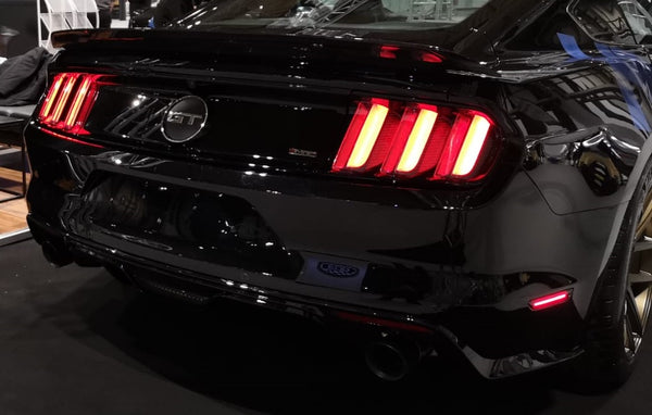 MAP S550 Rear Light Package