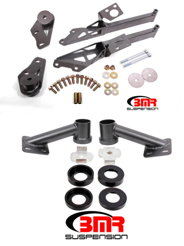 BMR IRS Subframe Support Brace for Mustang 2015-19