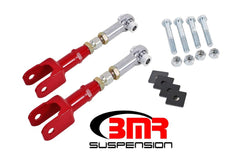 BMR On-Car Adjustable Toe Rods Rod Ends (Rear) for Mustang 2015-18