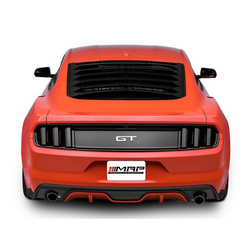 SpeedForm Aluminum Rear Window Louvers for Mustang 2015-2019