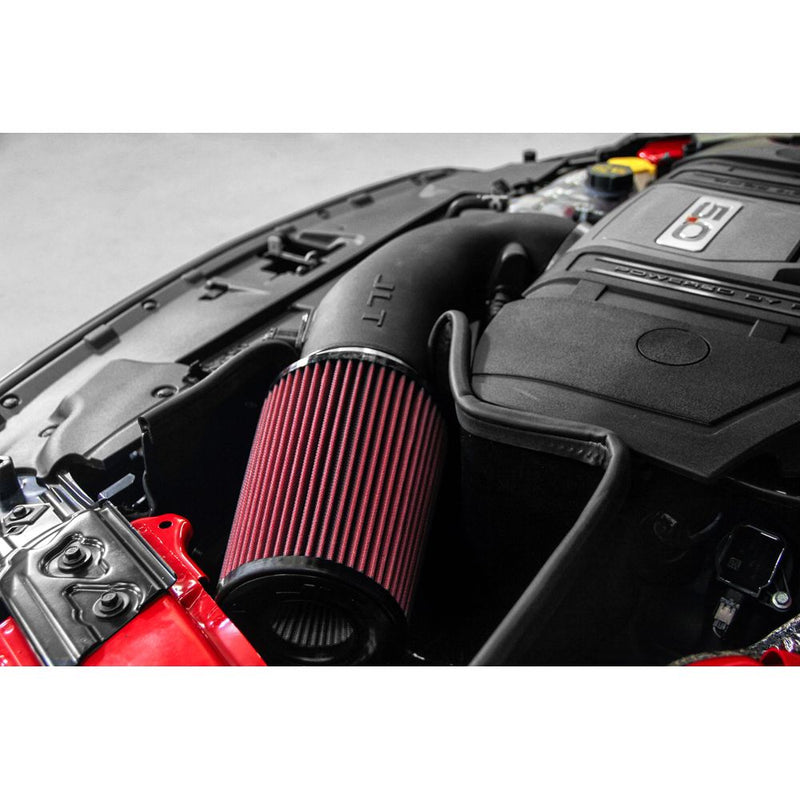 JLT Performance Cold Air Intake Kit Black Textured GT 2018-2020