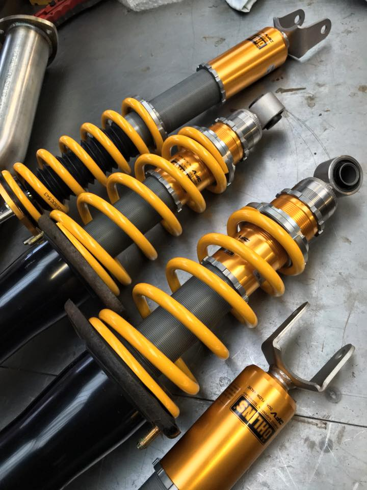 Suspension & Handling Upgrades