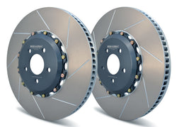 Girodisc Floating Rotors S550 Mustang GT - Front