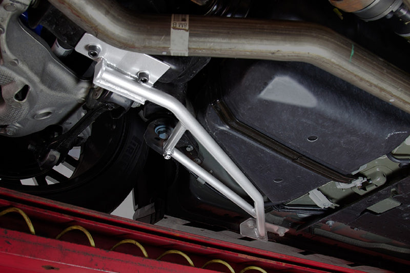 Steeda S550 Mustang Rear IRS Subframe Support Braces
