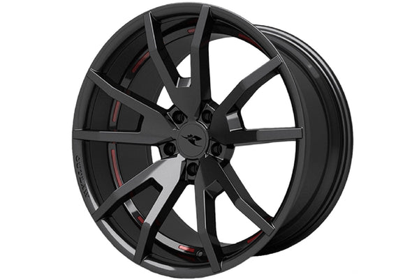 CDC Outlaw Mustang Staggered Wheel Set