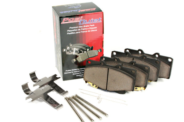 StopTech Mustang Posi-Quiet Ceramic Rear Brake Pads (15-17 All)