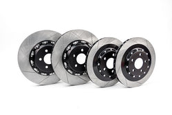 STEEDA S550 MUSTANG GT 2 PIECE BRAKE DISC FRONT & REAR KIT