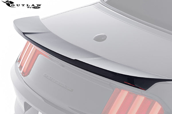 CDC Mustang Outlaw Rear Decklid Spoiler