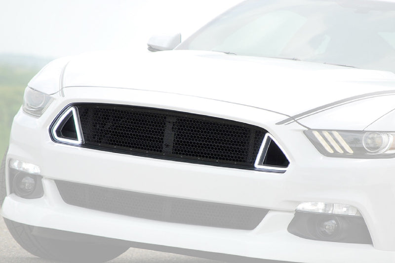 CDC S550 Mustang Outlaw LED Switchback Upper Grille