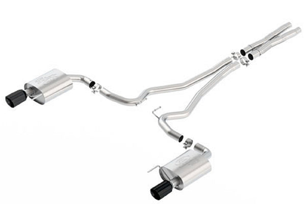 Ford Racing Sport Catback Mustang Exhaust (GT)