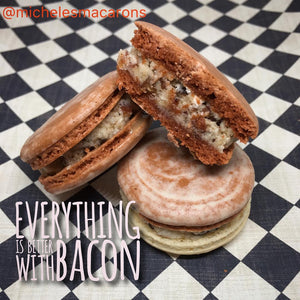 Bacon Macarons? YES!!!