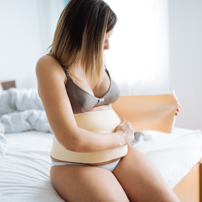 What You Should Know About Postpartum Waist Training