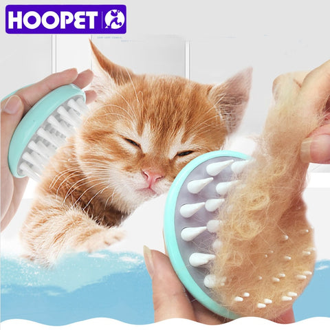 Image of Comfortable Pet Comb Grooming