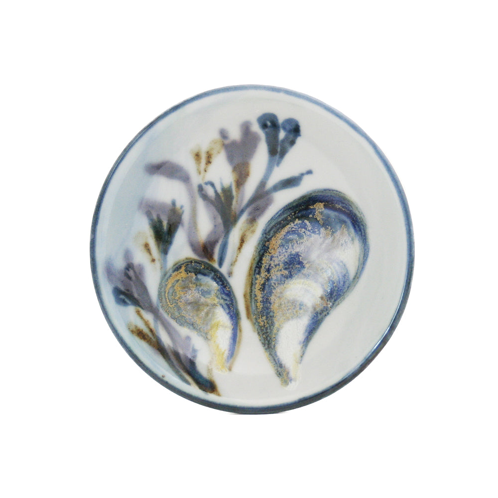 15% OFF Highland Stoneware Mussel Small Geo Dish was £23.95 now £20.35