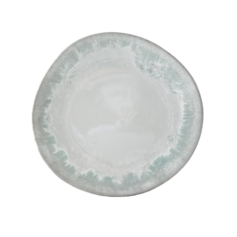 Highland Stoneware Small Pebble Plate in Surf £27.00