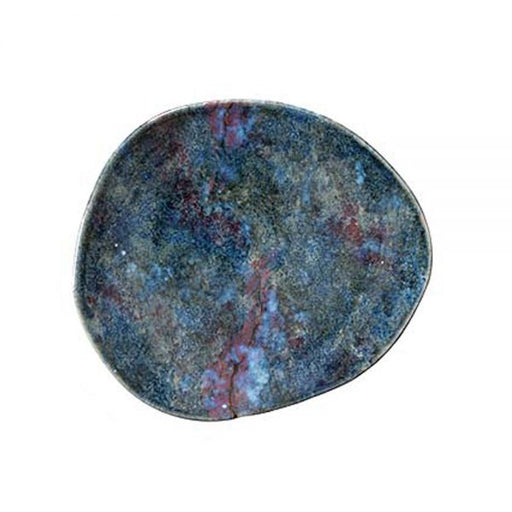 Highland Stoneware Large Pebble Plate in Lewis Colourway £39.95