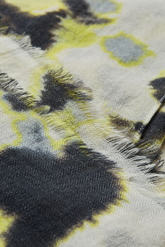 35% OFF NEW Masai Alberte Scarf in Oil Yellow Print WAS £45.00 NOW £29.95