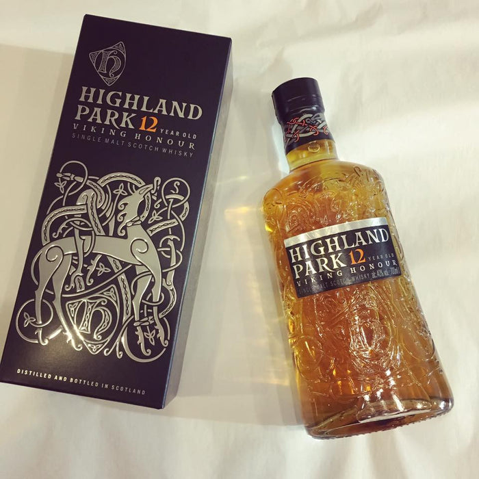 Highland Park 70cl 12 Year Old Single Malt Whisky