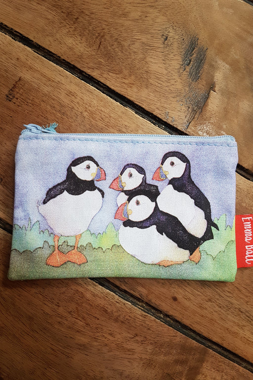Emma Ball Puffin Coin Purse £7.95
