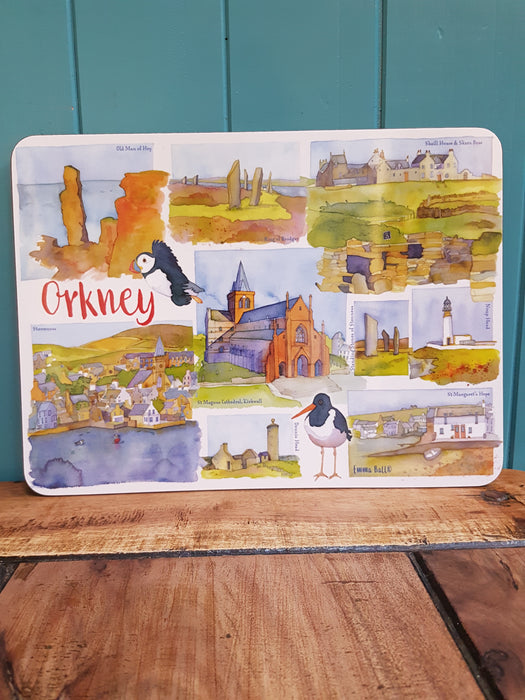 Emma Ball 'Orkney' Placemat £6.95