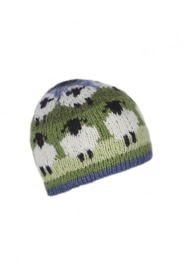 15% OFF Flock of Sheep Knitted Beanie Hat was £19.95 now £16.95