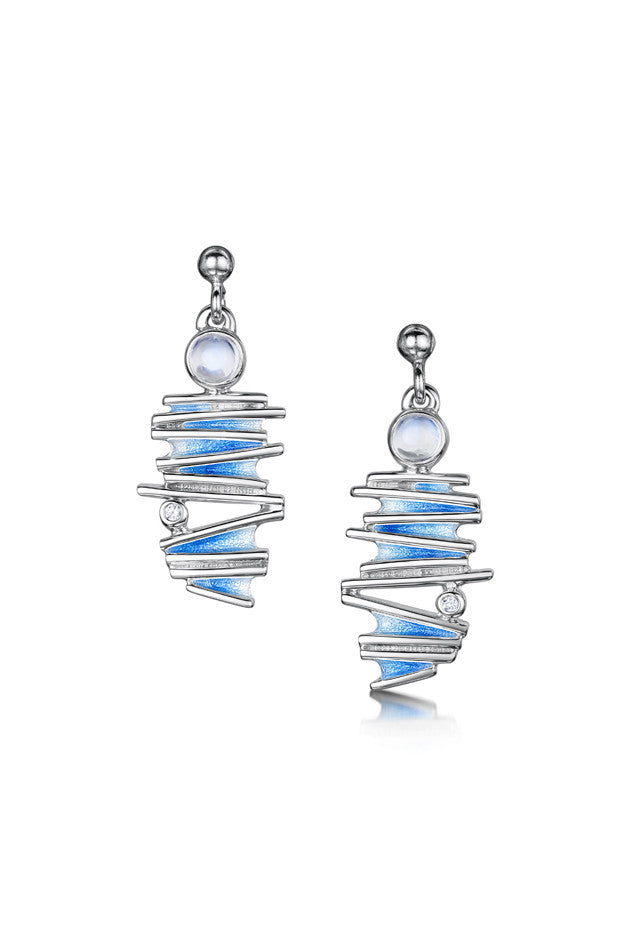 Sheila Fleet Moonlight Drop Earrings