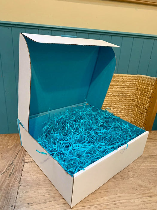Medium Orkney Hampers Card Box with Orkney gift card- make up your own hamper box!