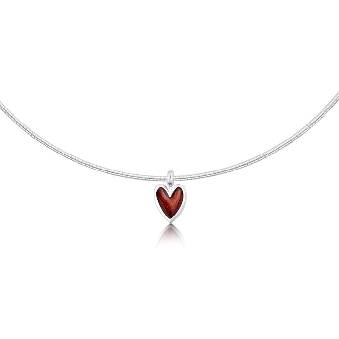 Sheila Fleet Secret Hearts Necklet ( S-EN0138 )  £78.00