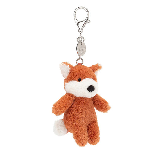 Jellycat Bashful Fox - Bag Charm £10.95