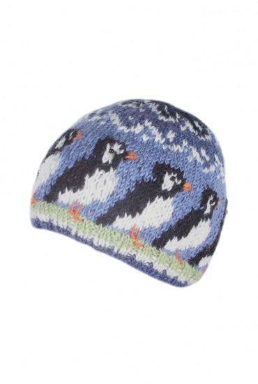 15% OFF Circus of Puffins Knitted Beanie Hat was £19.95 now £16.95