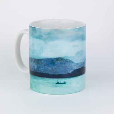 Cath Waters Rum from Ardnamurchan Lighthouse Mug £11.95