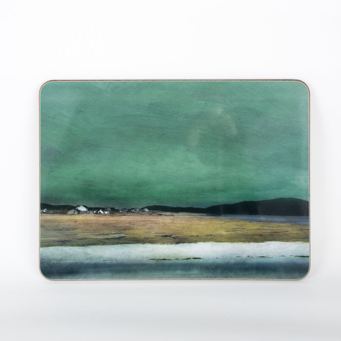 Cath Waters Salt Marshes Isle of Harris Table Mat £11.95