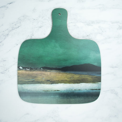 Cath Waters Salt Marshes Harris Large Chopping Board £14.95