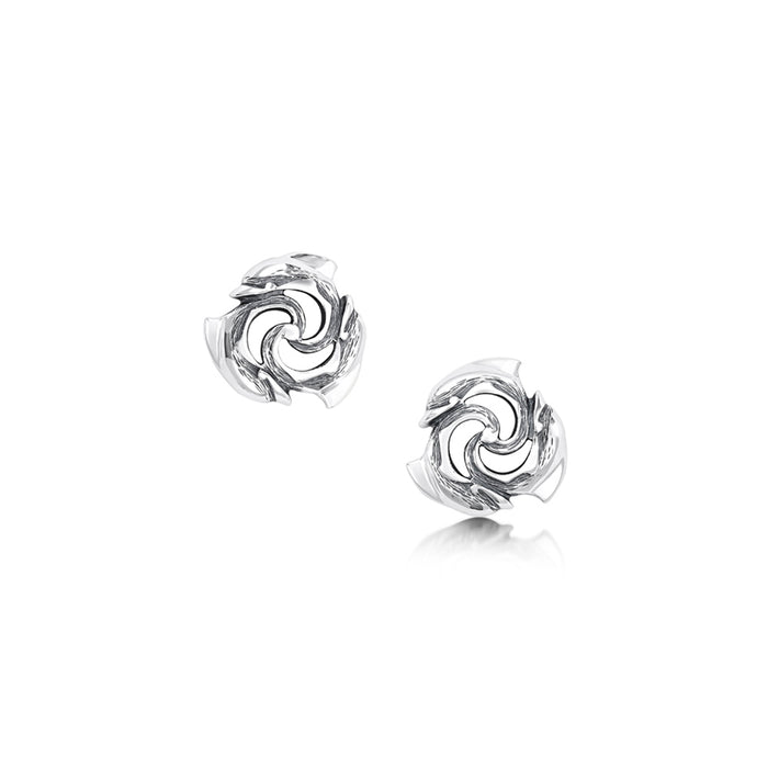 Sheila Fleet Dolphin Stud Earrings £84.00