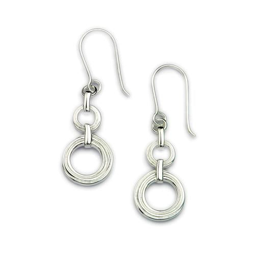 Ortak Achnabreck Silver Earrings ( E1625 ) £42.00