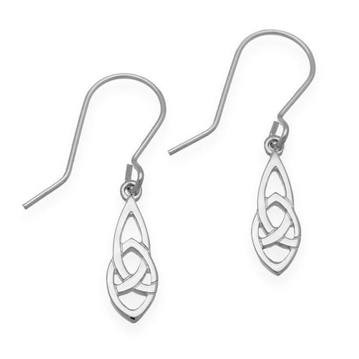 Ortak Celtic Silver Earrings ( E1635 )  £35.00
