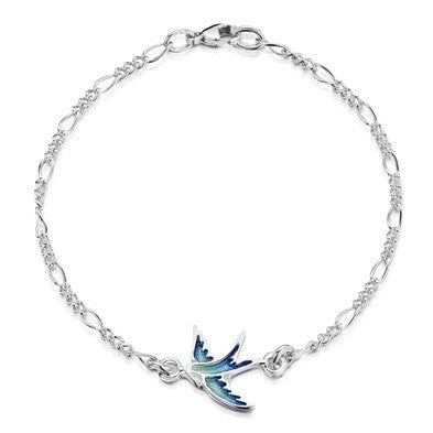 Sheila Fleet Swallows Bracelet