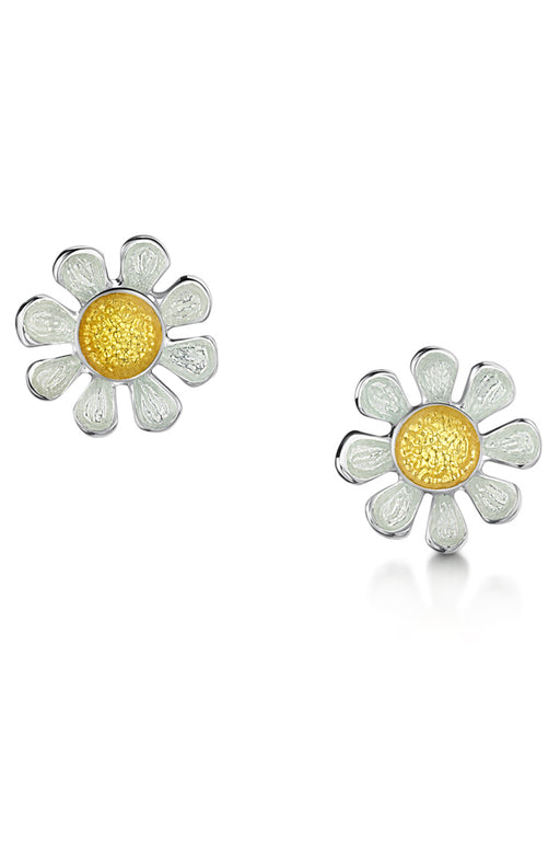 Sheila Fleet Daisies at Dawn Stud Earrings ( EE0234 )  £81.00 IN STOCK