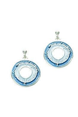 Sheila Fleet  Skyran Drop Earrings