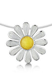 Sheila Fleet Daisies for Emily Sunshine Necklet