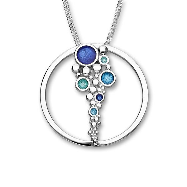 10% 0FF Ortak Dröfn Silver Pendant ( EP477)  WAS £90.00 NOW £81.00