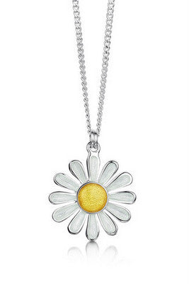 Sheila Fleet Daisies at Dawn Pendant £102.00