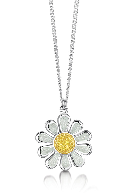 Sheila Fleet Daisies at Dawn Pendant ( EPX234 )  £88.00 IN STOCK