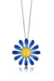 Sheila Fleet Coloured Daisies for Emily - Necklace